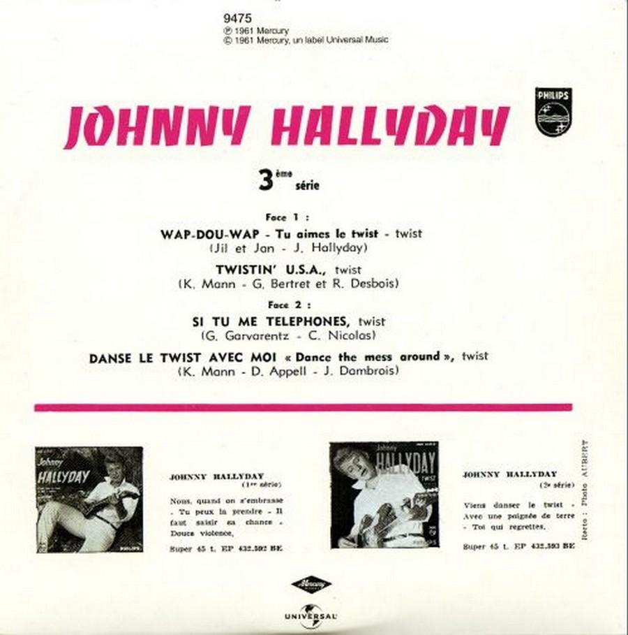 COFFRET 40 CD 1961-1969 ( REEDITION DES 40 EP )( 2001 ) 2001_l66