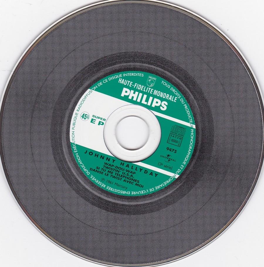 COFFRET 40 CD 1961-1969 ( REEDITION DES 40 EP )( 2001 ) 2001_l68