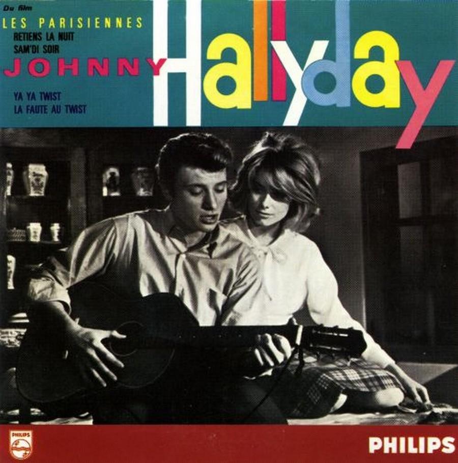 COFFRET 40 CD 1961-1969 ( REEDITION DES 40 EP )( 2001 ) 2001_l69