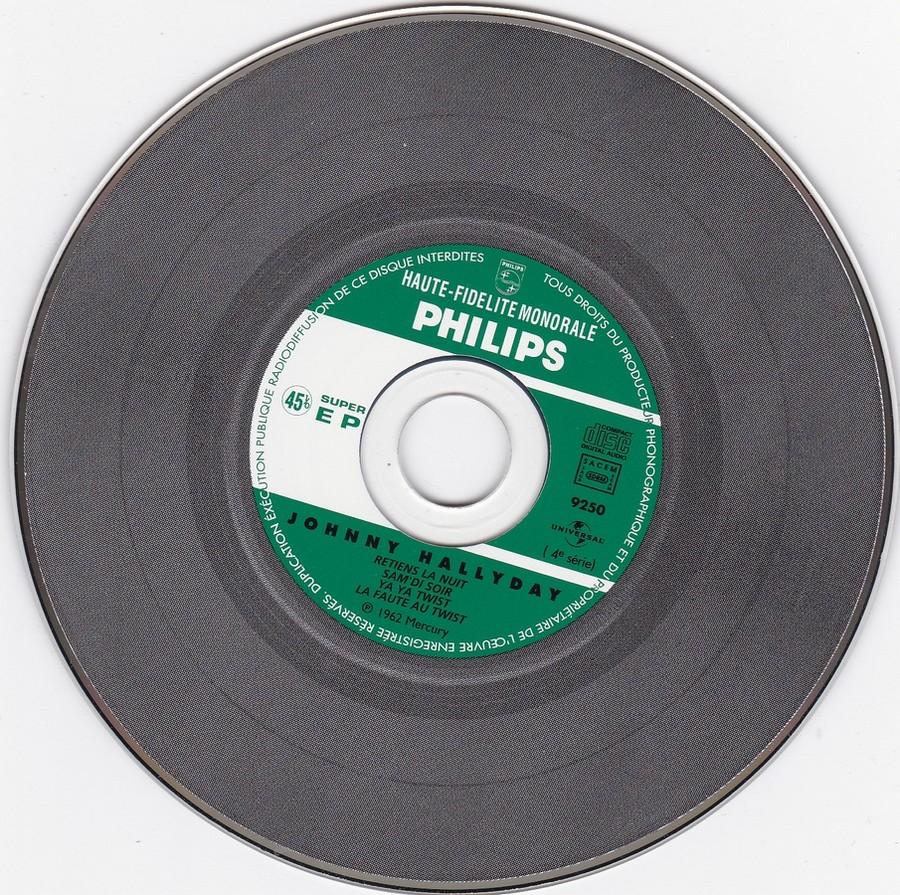 COFFRET 40 CD 1961-1969 ( REEDITION DES 40 EP )( 2001 ) 2001_l71