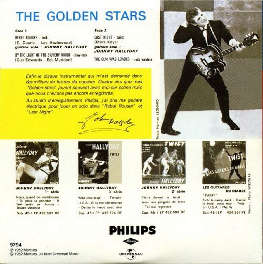 COFFRET 40 CD 1961-1969 ( REEDITION DES 40 EP )( 2001 ) 2001_l73