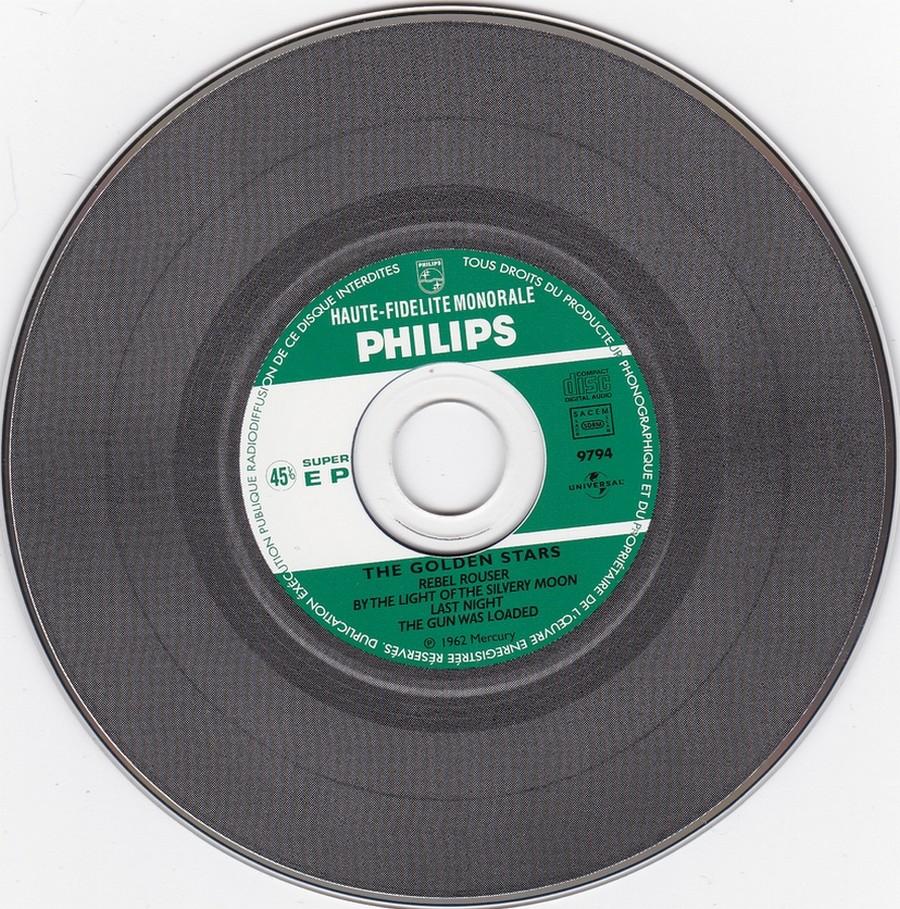 COFFRET 40 CD 1961-1969 ( REEDITION DES 40 EP )( 2001 ) 2001_l74