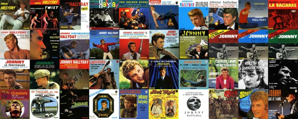 COFFRET 40 CD 1961-1969 ( REEDITION DES 40 EP )( 2001 ) 2001_l75