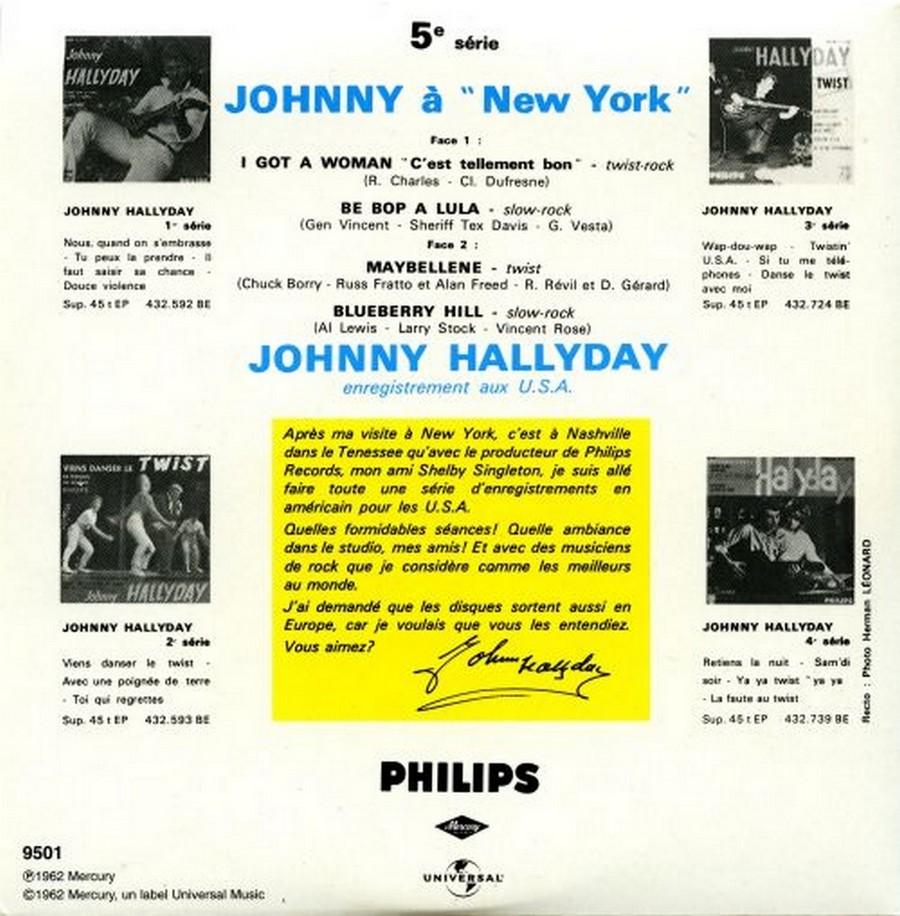 COFFRET 40 CD 1961-1969 ( REEDITION DES 40 EP )( 2001 ) 2001_l77