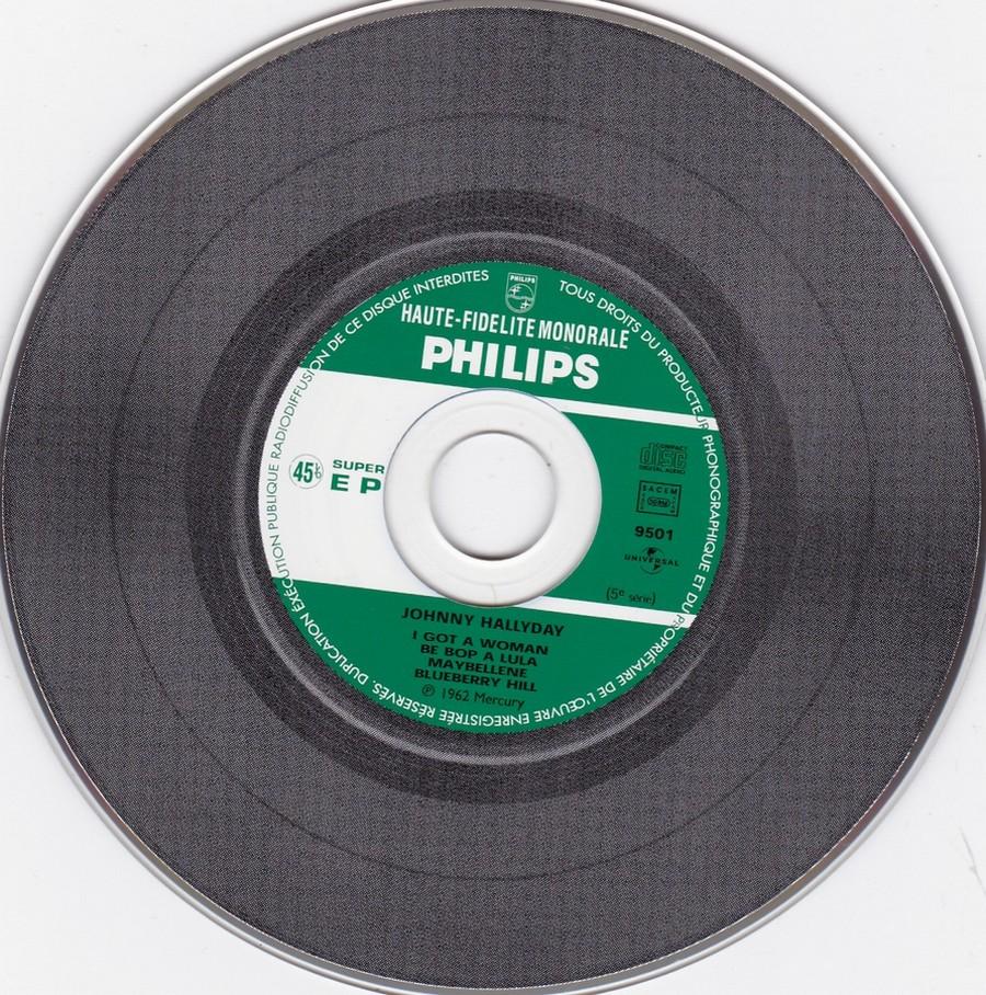 COFFRET 40 CD 1961-1969 ( REEDITION DES 40 EP )( 2001 ) 2001_l78