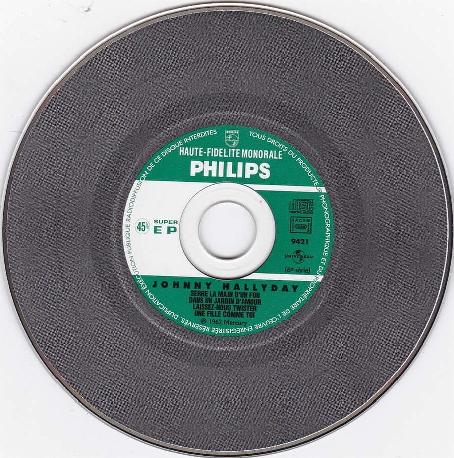 COFFRET 40 CD 1961-1969 ( REEDITION DES 40 EP )( 2001 ) 2001_l81