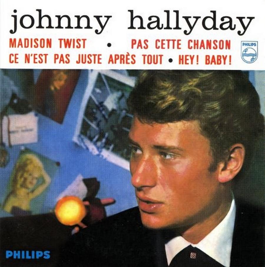 COFFRET 40 CD 1961-1969 ( REEDITION DES 40 EP )( 2001 ) 2001_l82