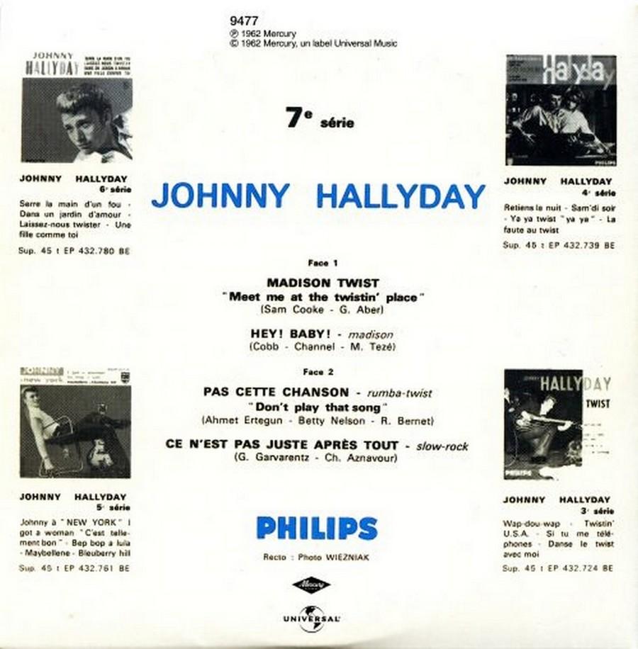 COFFRET 40 CD 1961-1969 ( REEDITION DES 40 EP )( 2001 ) 2001_l83