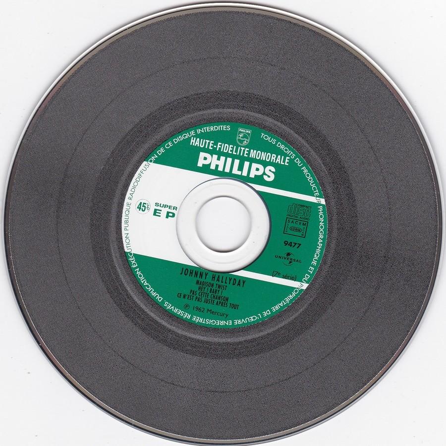 COFFRET 40 CD 1961-1969 ( REEDITION DES 40 EP )( 2001 ) 2001_l84