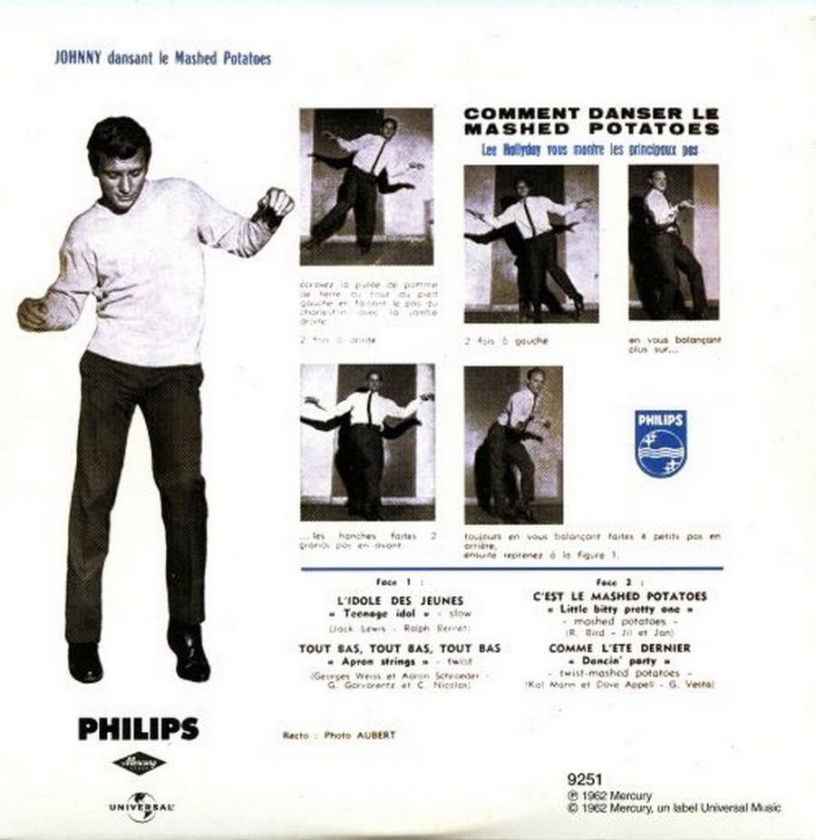 COFFRET 40 CD 1961-1969 ( REEDITION DES 40 EP )( 2001 ) 2001_l86
