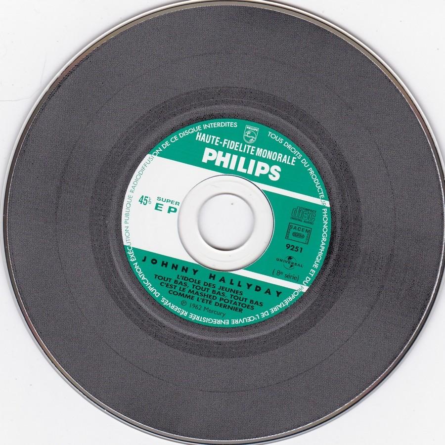 COFFRET 40 CD 1961-1969 ( REEDITION DES 40 EP )( 2001 ) 2001_l87