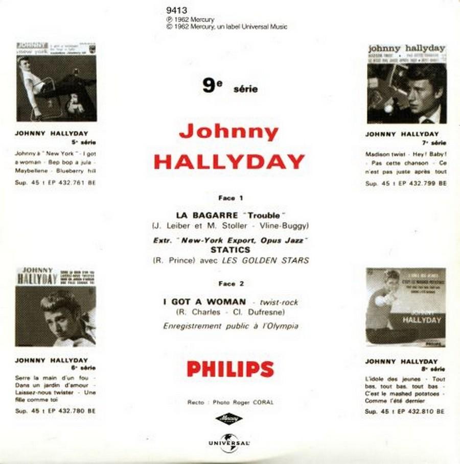 COFFRET 40 CD 1961-1969 ( REEDITION DES 40 EP )( 2001 ) 2001_l89