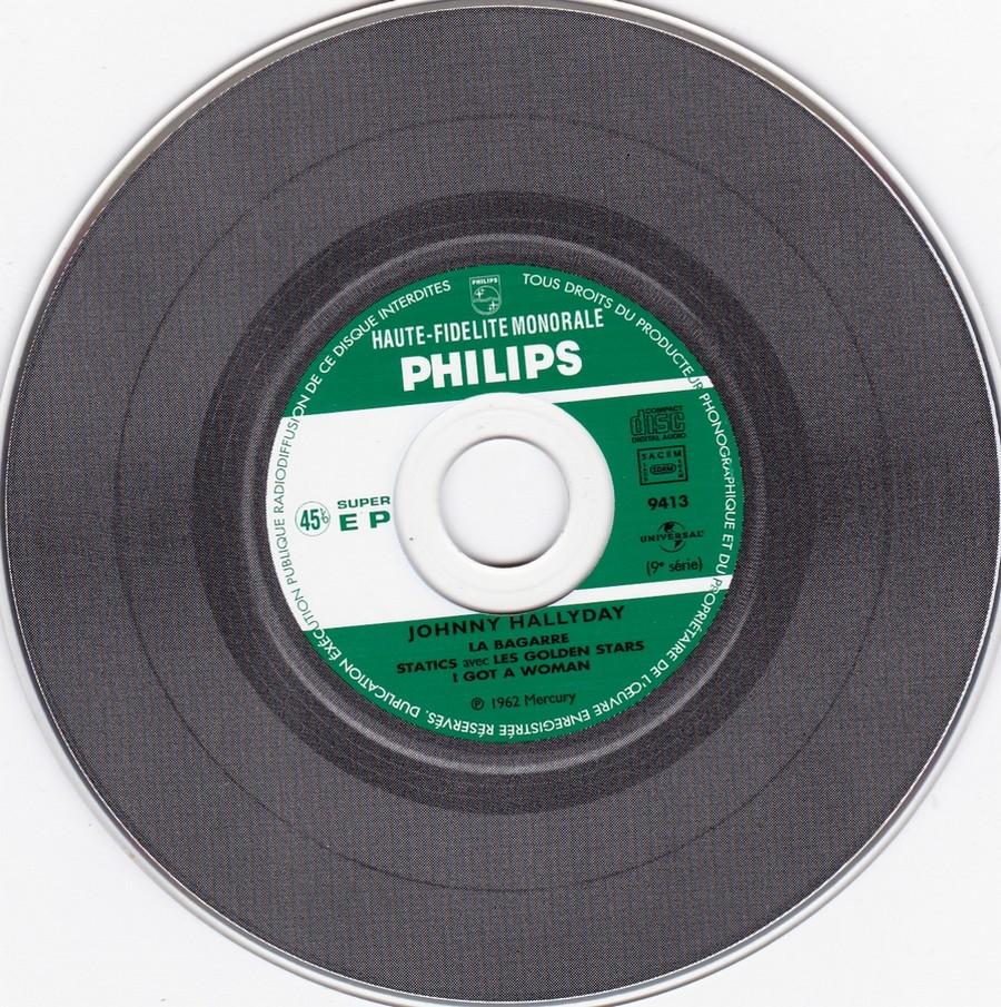 COFFRET 40 CD 1961-1969 ( REEDITION DES 40 EP )( 2001 ) 2001_l90