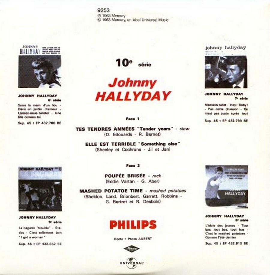 COFFRET 40 CD 1961-1969 ( REEDITION DES 40 EP )( 2001 ) 2001_l91