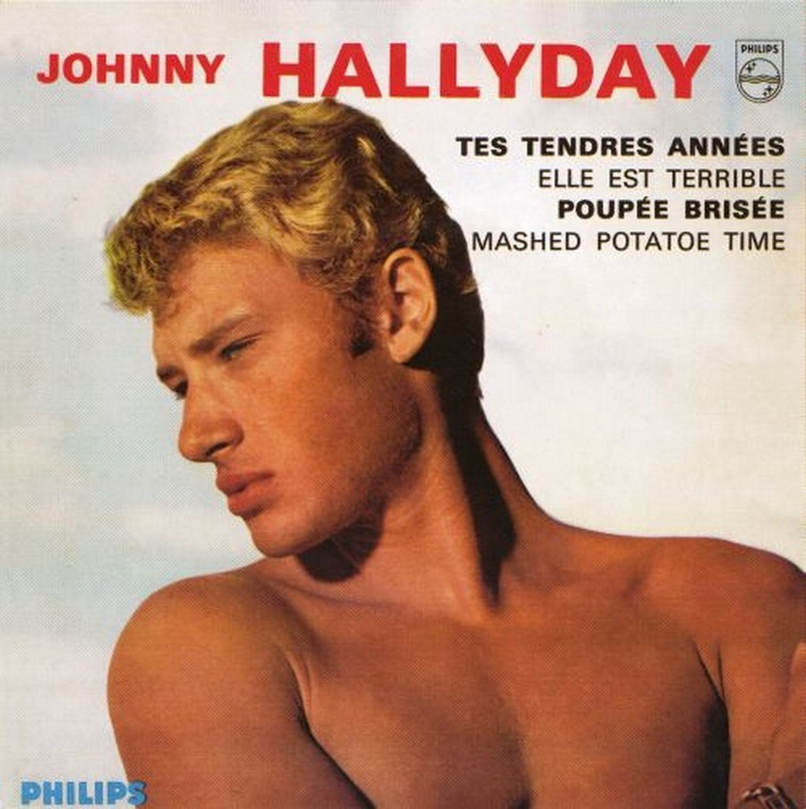 COFFRET 40 CD 1961-1969 ( REEDITION DES 40 EP )( 2001 ) 2001_l92