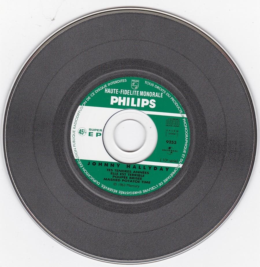 COFFRET 40 CD 1961-1969 ( REEDITION DES 40 EP )( 2001 ) 2001_l93