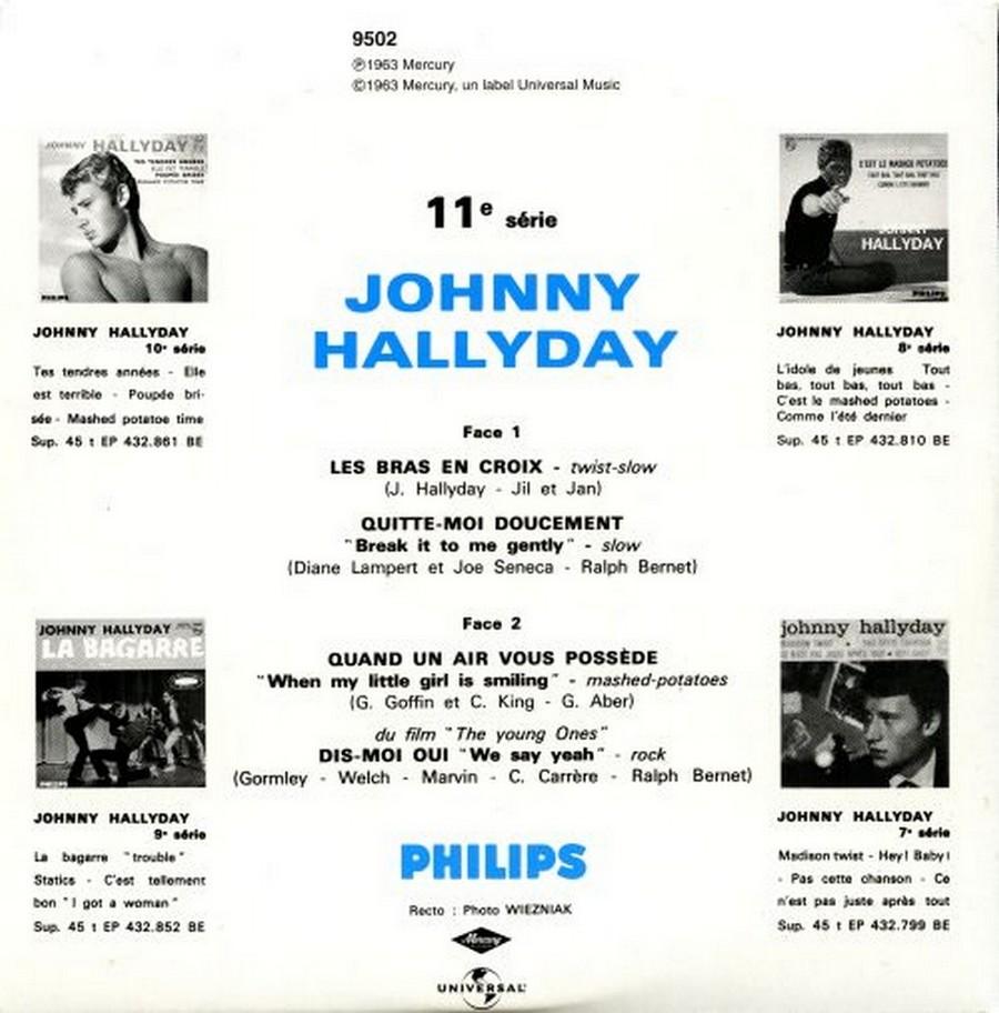 COFFRET 40 CD 1961-1969 ( REEDITION DES 40 EP )( 2001 ) 2001_l95