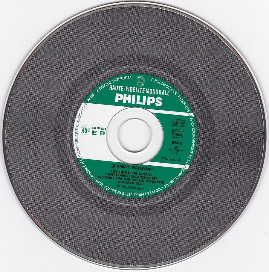 COFFRET 40 CD 1961-1969 ( REEDITION DES 40 EP )( 2001 ) 2001_l96