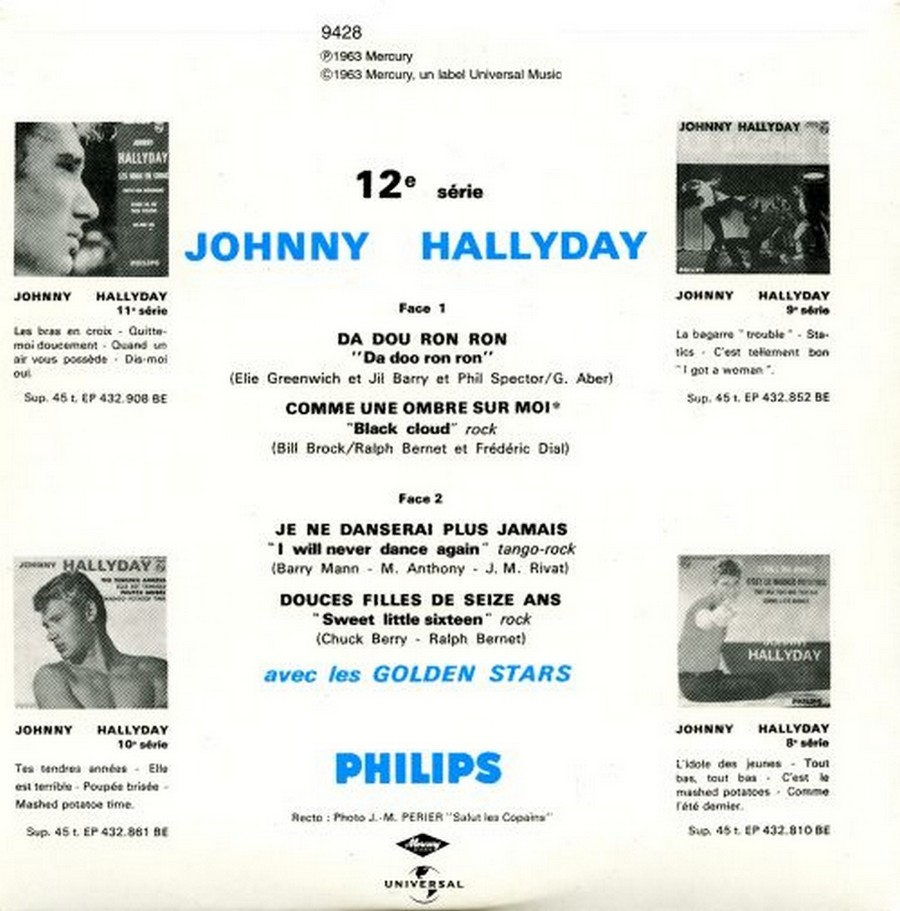 COFFRET 40 CD 1961-1969 ( REEDITION DES 40 EP )( 2001 ) 2001_l97