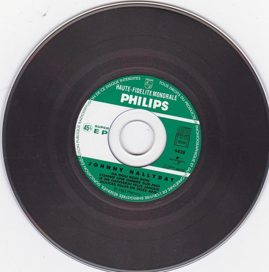 COFFRET 40 CD 1961-1969 ( REEDITION DES 40 EP )( 2001 ) 2001_l99
