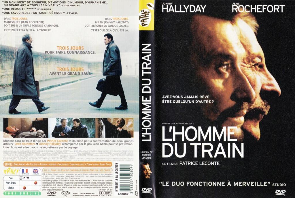 LES FILMS DE JOHNNY 'L'HOMME DU TRAIN' 2002 2002_l17