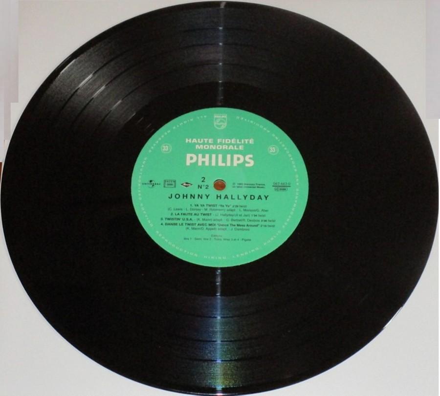 RETIENS LA NUIT ( 25cm )( TOUTE LES EDITIONS )( 1962-2003 ) 2003_041
