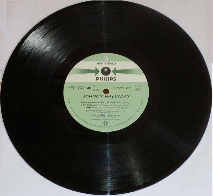 RETIENS LA NUIT ( 25cm )( TOUTE LES EDITIONS )( 1962-2003 ) 2003_044