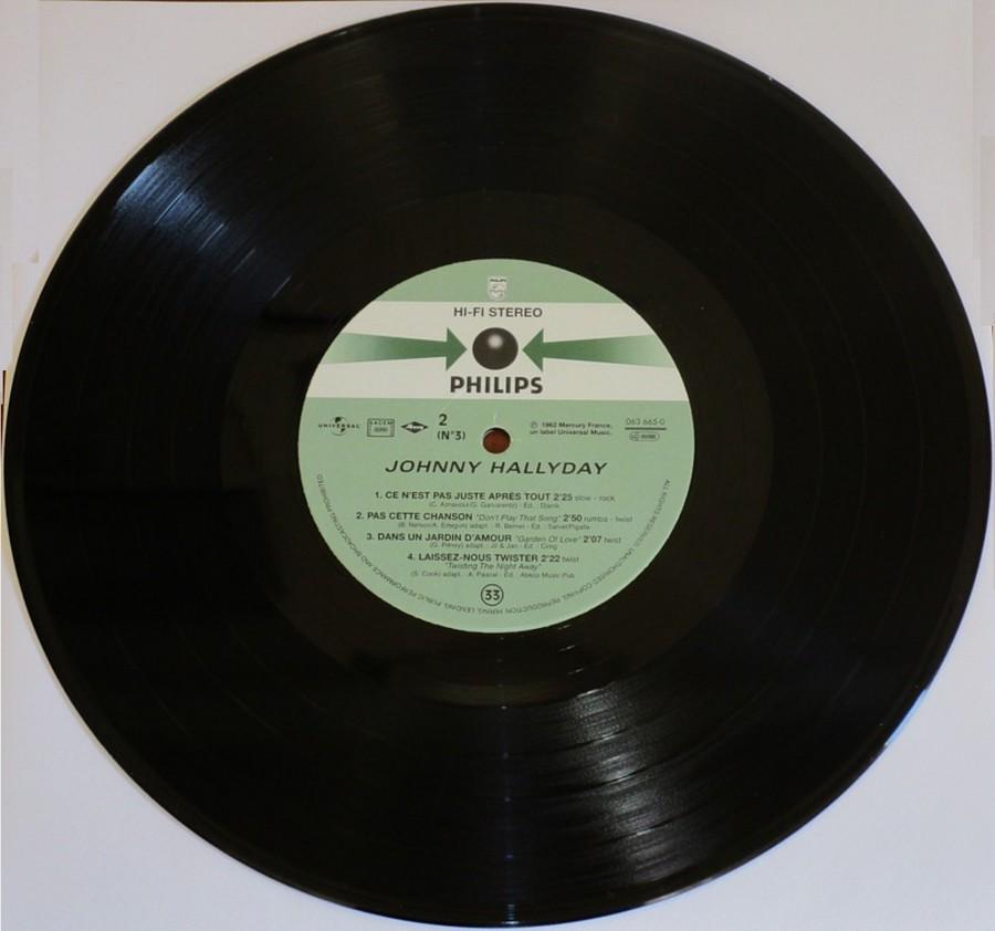 RETIENS LA NUIT ( 25cm )( TOUTE LES EDITIONS )( 1962-2003 ) 2003_045