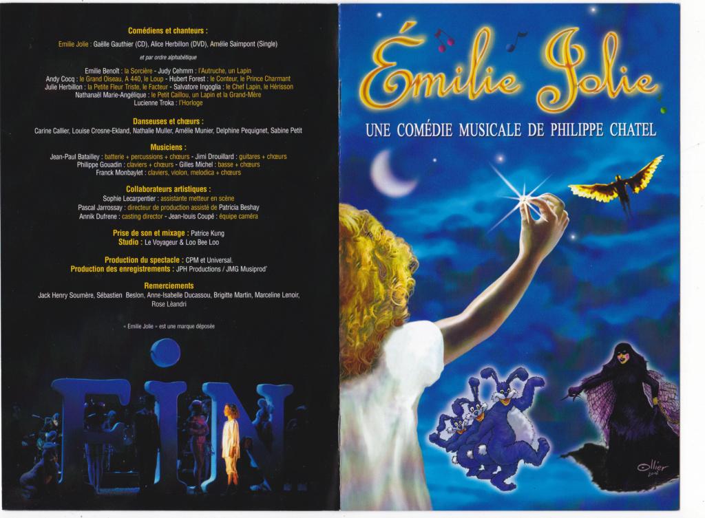 JAQUETTE DVD EMISSIONS TV , DOCUMENTS ,COMPILATIONS , ETC ( Jaquette + Sticker ) 2003_e11