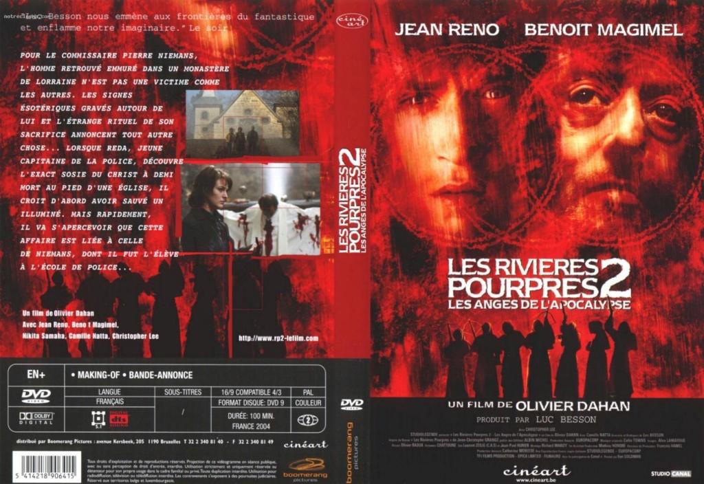 JAQUETTE DVD FILMS ( Jaquette + Sticker ) 2003_l11