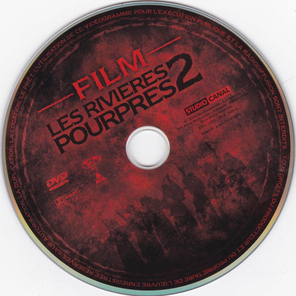 JAQUETTE DVD FILMS ( Jaquette + Sticker ) 2003_l12