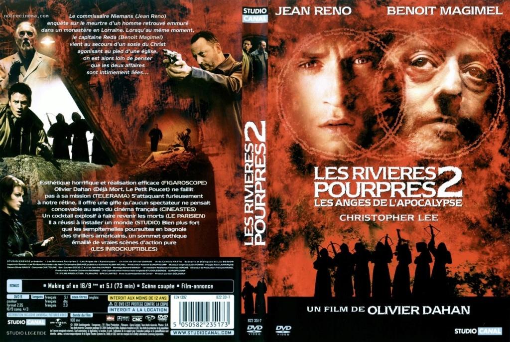 JAQUETTE DVD FILMS ( Jaquette + Sticker ) 2003_l13