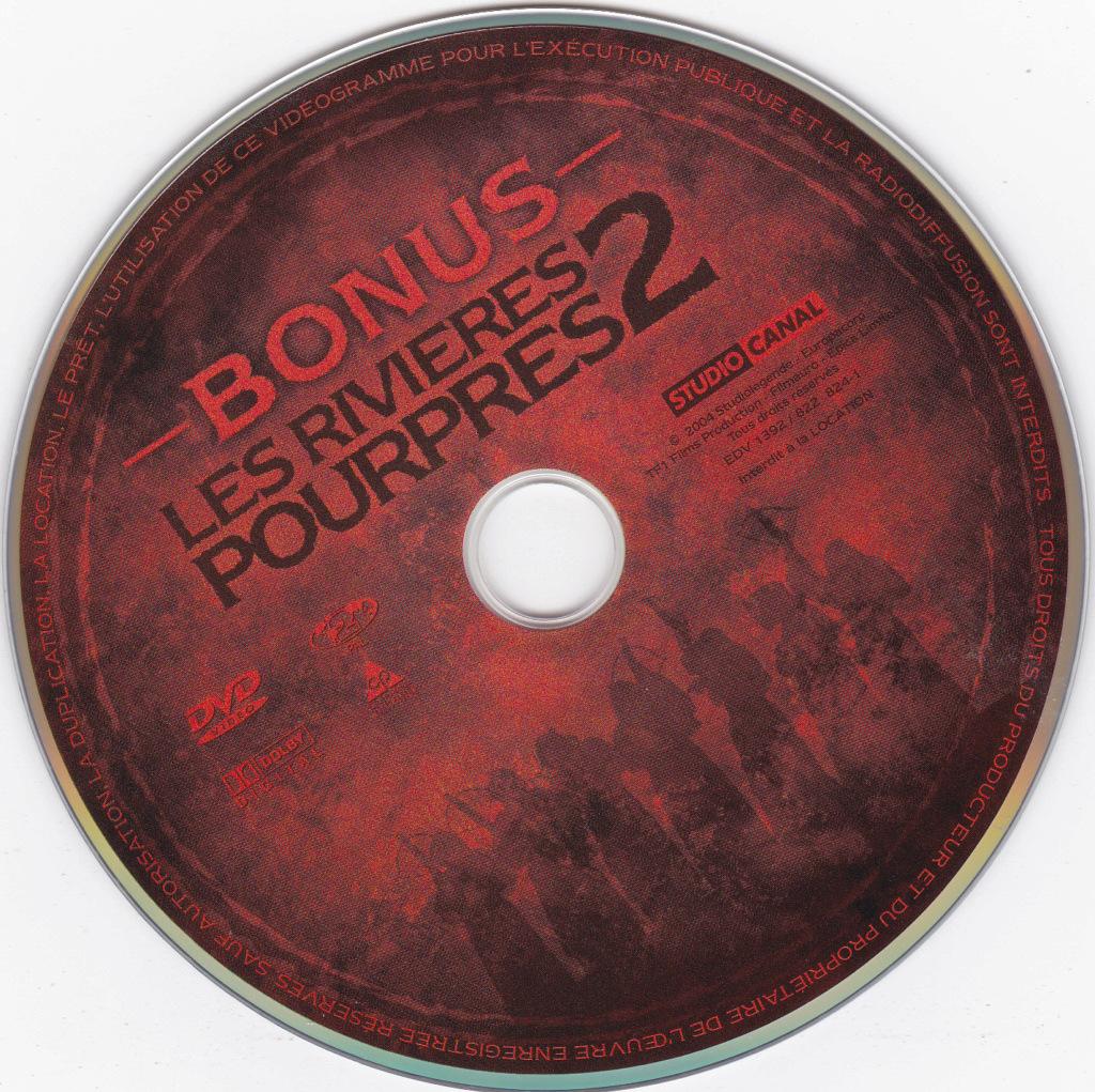 JAQUETTE DVD FILMS ( Jaquette + Sticker ) 2003_l14