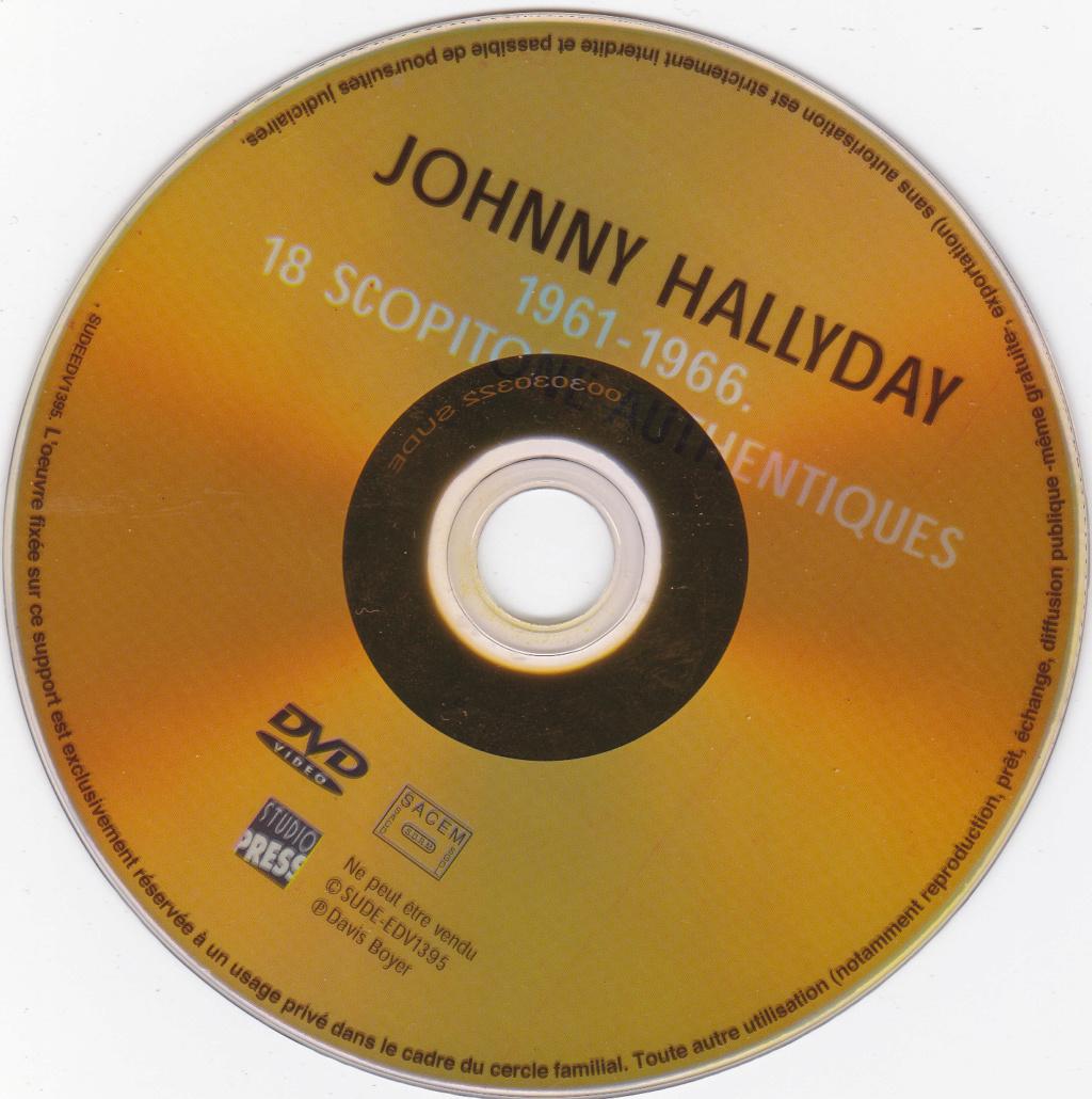 JAQUETTE DVD EMISSIONS TV , DOCUMENTS ,COMPILATIONS , ETC ( Jaquette + Sticker ) 2003_l15