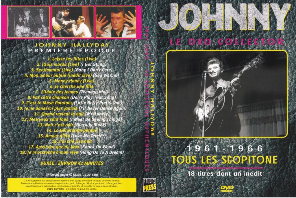 JAQUETTE DVD EMISSIONS TV , DOCUMENTS ,COMPILATIONS , ETC ( Jaquette + Sticker ) 2003_l16