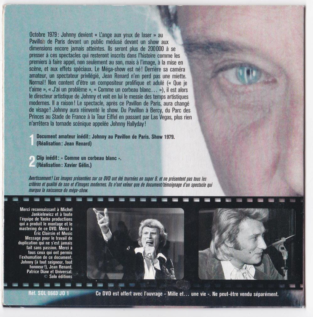 JAQUETTE DVD EMISSIONS TV , DOCUMENTS ,COMPILATIONS , ETC ( Jaquette + Sticker ) 2003_m13