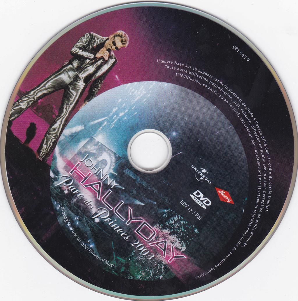 JAQUETTE DVD CONCERTS ( Jaquette + Sticker ) 2003_p12