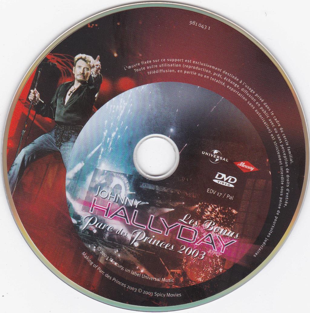 JAQUETTE DVD CONCERTS ( Jaquette + Sticker ) 2003_p14