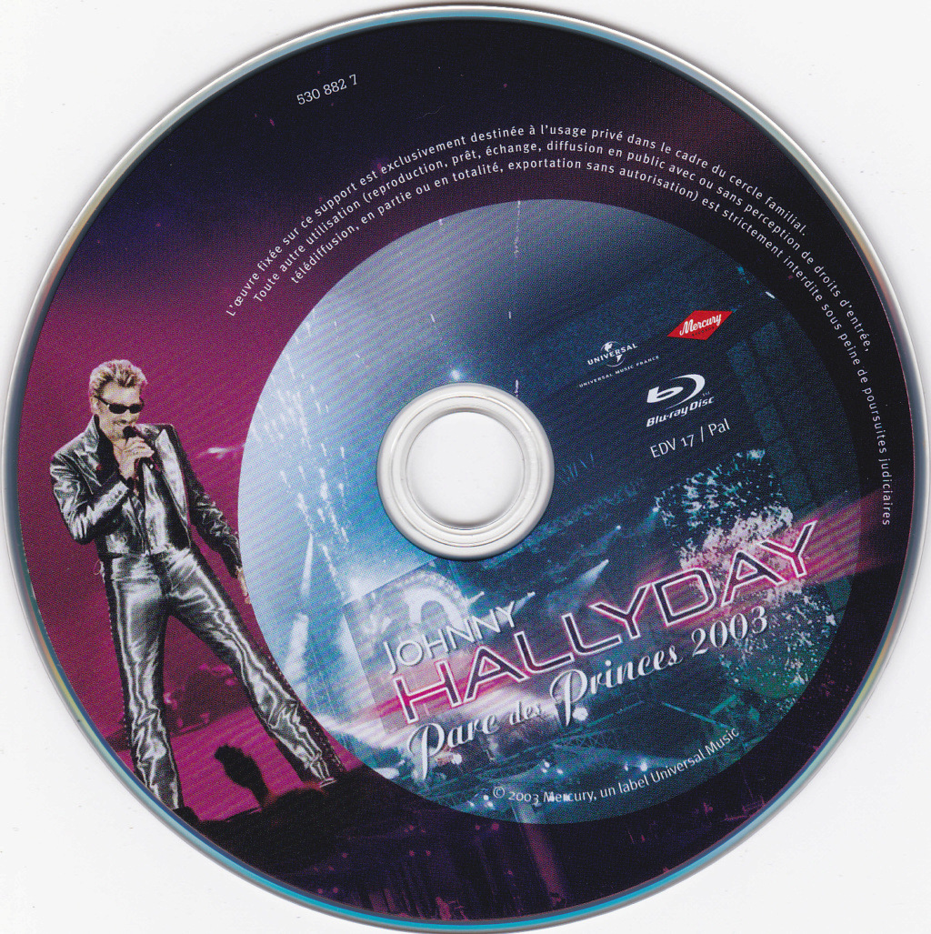 JAQUETTES BLU-RAY DISC ( CONCERTS, FILMS ) 2003_p19