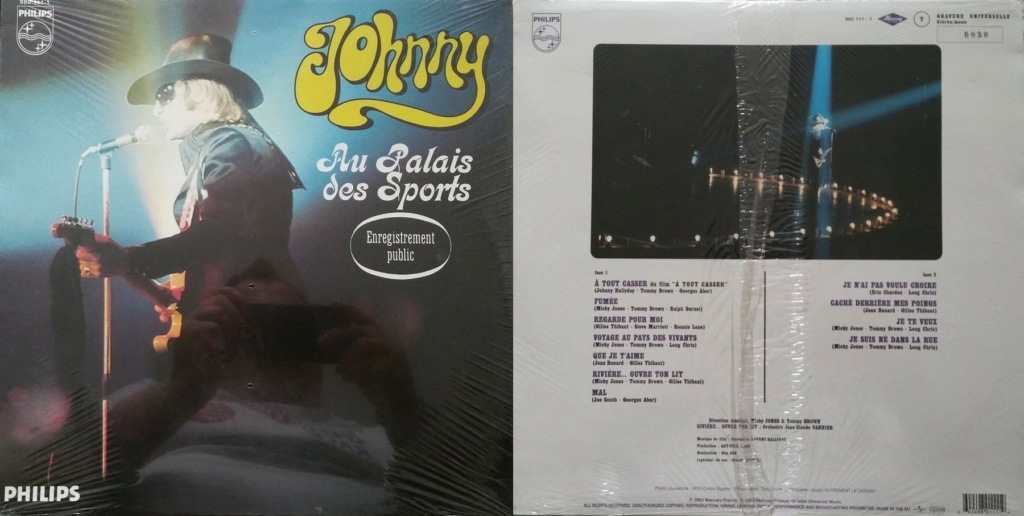 LES CONCERTS DE JOHNNY 'PALAIS DES SPORTS DE PARIS 1969' 2003_p26