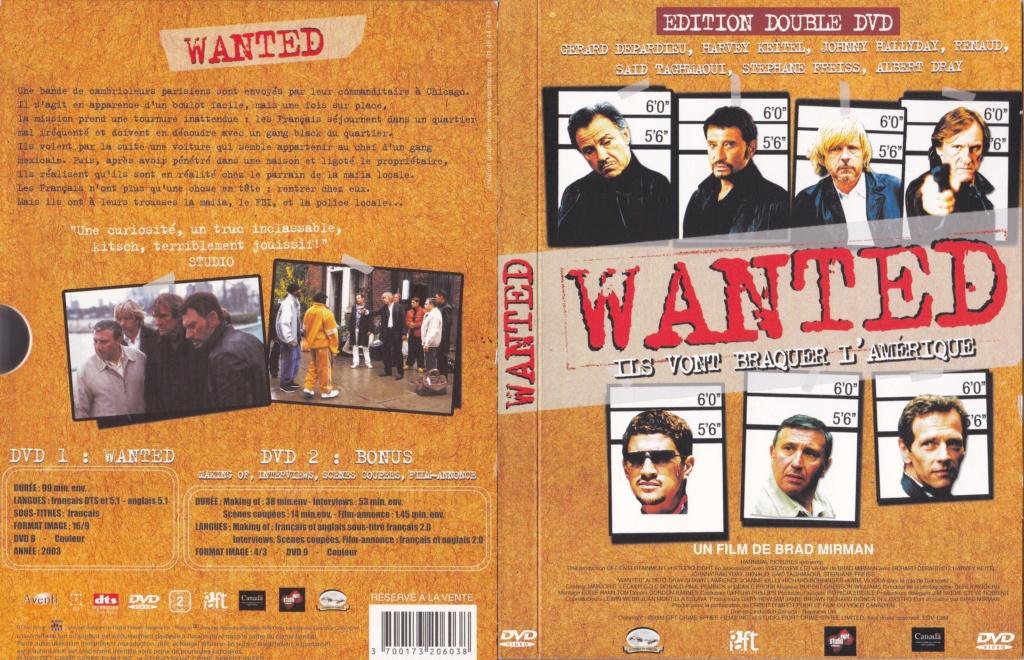 JAQUETTE DVD FILMS ( Jaquette + Sticker ) 2003_w12