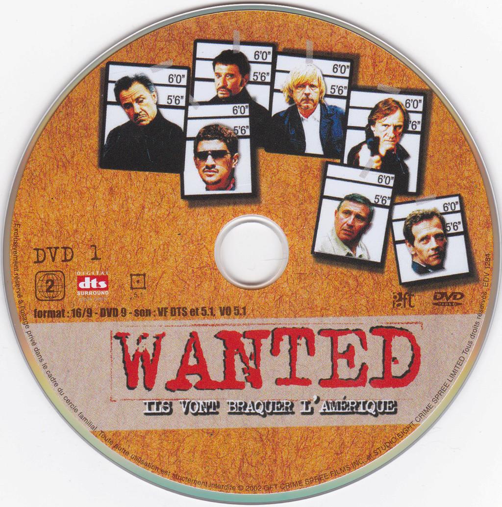 JAQUETTE DVD FILMS ( Jaquette + Sticker ) 2003_w13