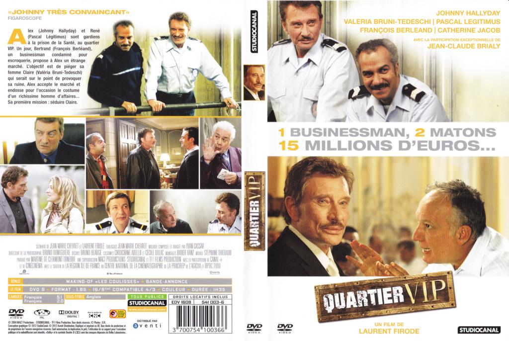 JAQUETTE DVD FILMS ( Jaquette + Sticker ) 2004_q11