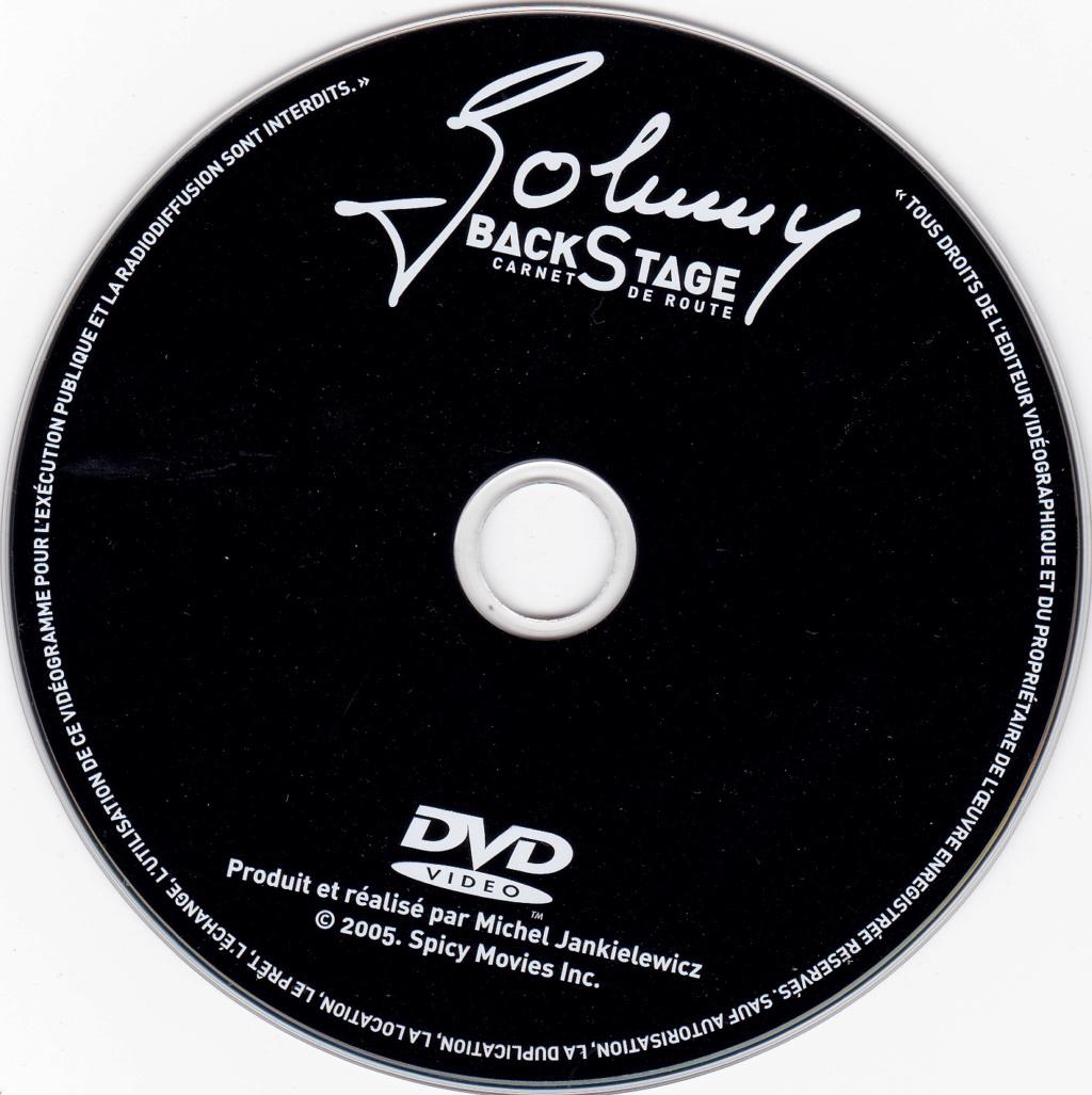 JAQUETTE DVD EMISSIONS TV , DOCUMENTS ,COMPILATIONS , ETC ( Jaquette + Sticker ) 2005_b10
