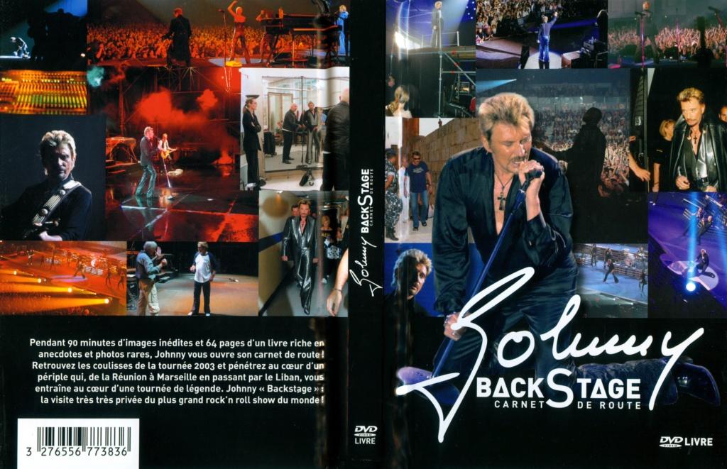 JAQUETTE DVD EMISSIONS TV , DOCUMENTS ,COMPILATIONS , ETC ( Jaquette + Sticker ) 2005_b12