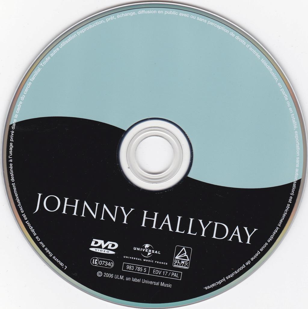 JAQUETTE DVD EMISSIONS TV , DOCUMENTS ,COMPILATIONS , ETC ( Jaquette + Sticker ) 2005_m10