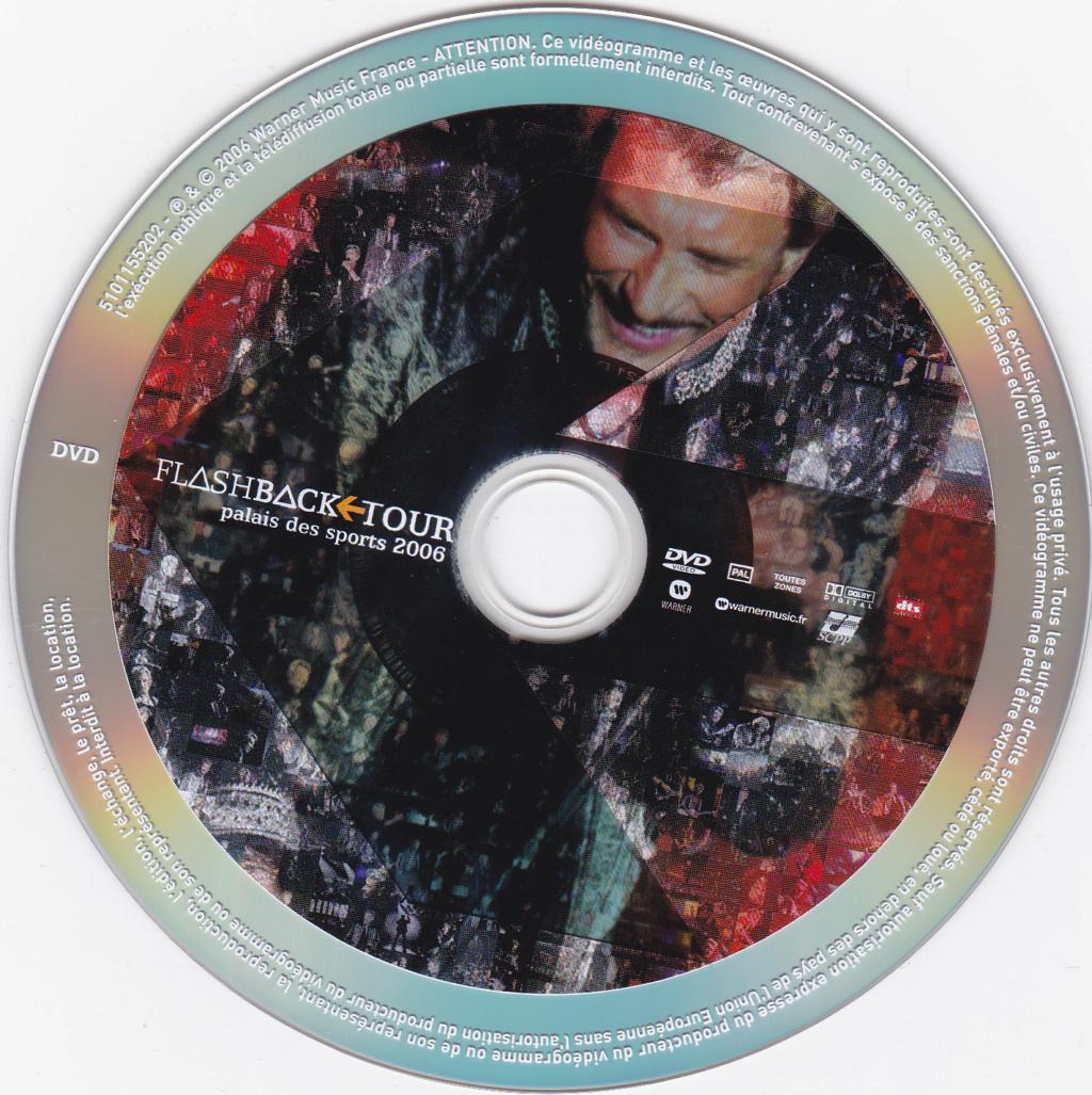 JAQUETTE DVD CONCERTS ( Jaquette + Sticker ) 2006_f10