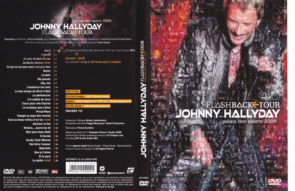 JAQUETTE DVD CONCERTS ( Jaquette + Sticker ) 2006_f11