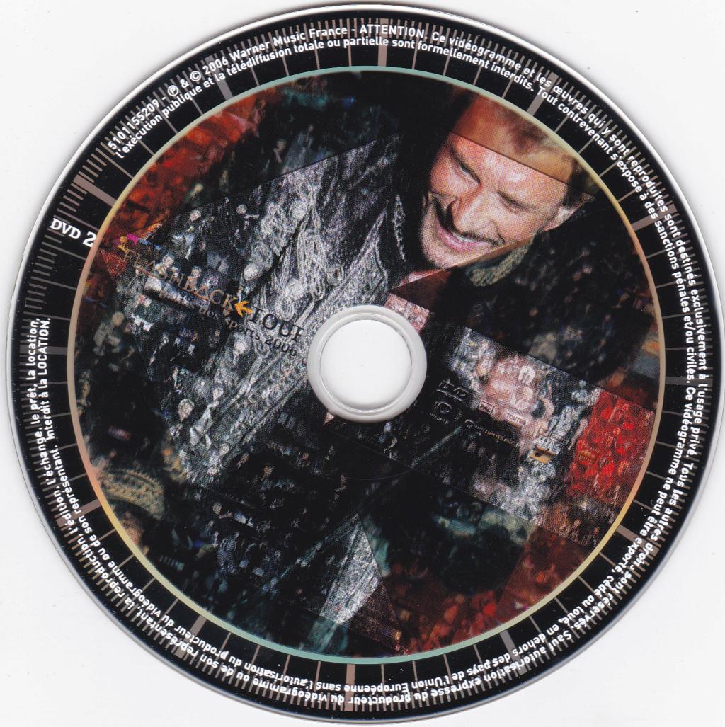 JAQUETTE DVD CONCERTS ( Jaquette + Sticker ) 2006_f14