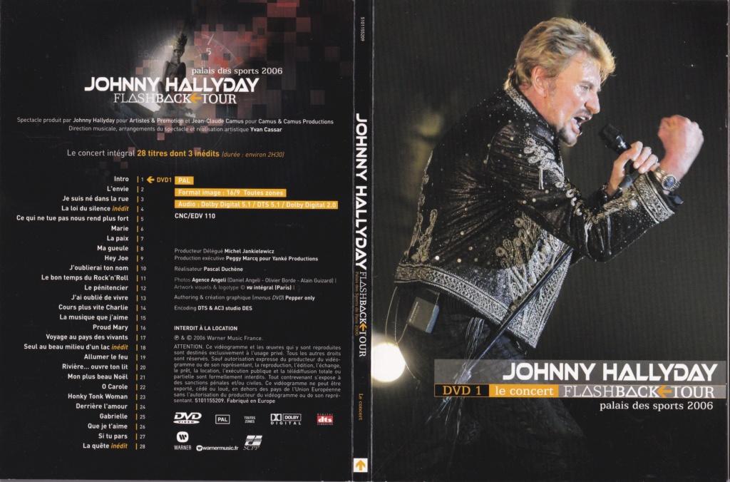 JAQUETTE DVD CONCERTS ( Jaquette + Sticker ) 2006_f16